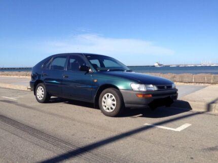 1997 Toyota Corolla Hatchback AUTO 157, 000 KM WITH RWC! ST KILDA