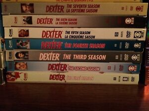 Dexter Season 1-7 DVD Boxsets