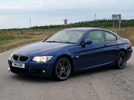 BMW 320I M SPORT COUPE FULL BMW HISTORY 1 OWNER