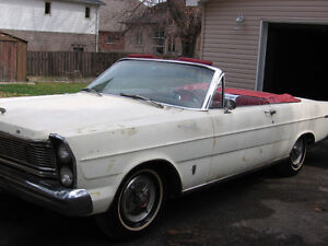 1965 Ford Convertible
