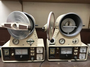 Two Neymark III porcelain furnaces with a vacuum pump