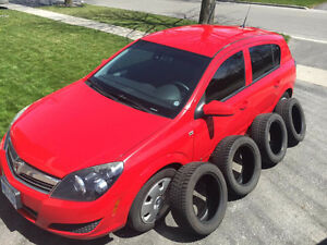 2008 Saturn Astra XE Hatchback with Summer & Winter Tires!