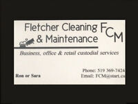 FCM - Fletcher Cleaning & Maintenance