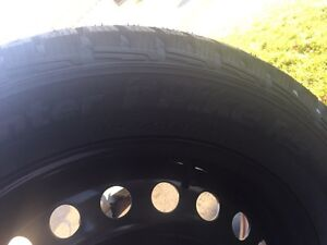 Brand New Hankook Winter Tires On Rims 205/55R16 Kitchener / Waterloo Kitchener Area image 4