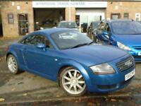 2002 02 AUDI TT 1.8 QUATTRO 3D 221 BHP