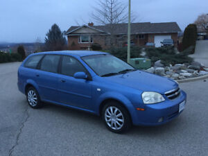 2006 Chevrolet Optra LS Wagon $1600 OBO
