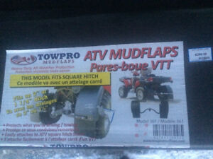ATV Removable Mudflaps