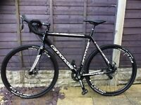 Cannondale 2016 CAADX 105 cyclocross/road bike