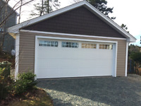 Garages, storage sheds, and baby barns
