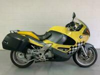 1997 BMW K1200RS Petrol yellow Manual
