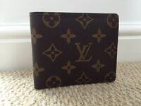 New Brown Monogram Louis Vuitton Wallet - CAN POST