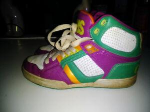 Osiris women's sneakers 8.5