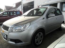 Chevrolet Aveo 1.2 LS 2009 (58)