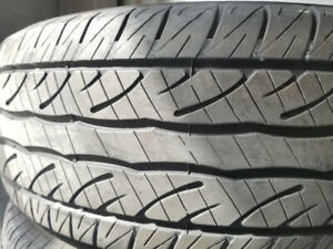 3 Used Dunlop SP Sport 5000M-275/55R20 111H (6 32nds, made 2015)