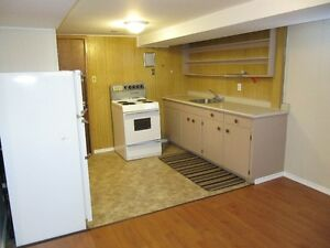 Bachelor Basement Apartment