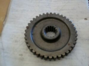 USED lower sprocket YAMAHA VIPER srx vmax sxr  38 tooth