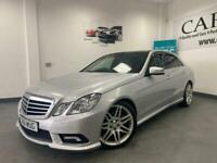 2011 61 Mercedes-Benz E Class 2.1 E250 CDI BlueEFFICIENCY Sport 4dr *FINANCE **