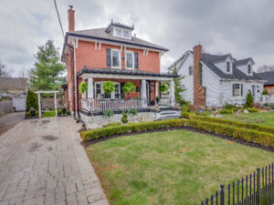 Charming Century Home For Sale