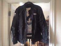 Motorcycle Jacket (size Large)