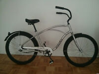 Electra Cruiser bike & accessories for best cash or trade offer