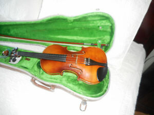VIOLINS / FIDDLES FROM  $675.00 to $1300.00