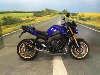 Yamaha FZ8 2011