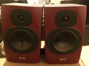 MINT COND. TANOY REVEAL STUDIO MONITORS MUST SELL