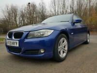 2009 BMW 3 Series 2.0 318i SE 4dr Saloon Petrol Manual