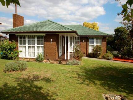 2 AWESOME rooms available for rent Bundoora Banyule Area Preview