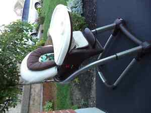 Graco High Chair - converts to booster seat