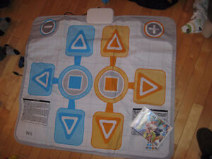 Outdoor Challenge game with Activity Pad