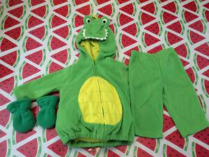 Costumes d'Halloween bébé garçon