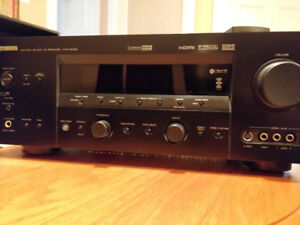 Yamaha HTR-6090 120w 7.1 Home Theatre Receiver + remote
