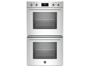 BERTAZZONI 30 INCH DOUBLE CONVECTION OVEN PROFESSIONAL SERIES