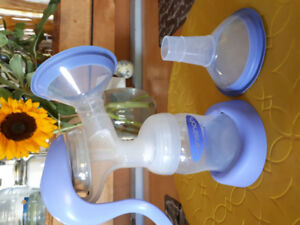 Lansinoh manual nursing pump
