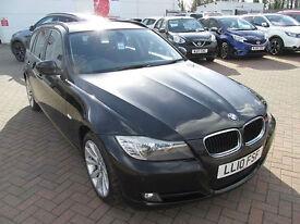 2010 BMW 318 2.0TD d SE Touring**DIESEL ESTATE**£30 TAX**70MPG**FSH**