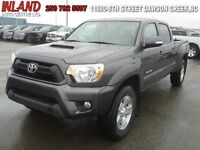 2014 Toyota Tacoma External Bed Power Outlet,Sat Radio,Rear Came