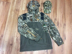 Under Armour Camo Hunting Jacket, Large
