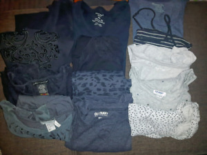 Black and Grey Women's Clothes