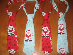Holiday Toddler Ties