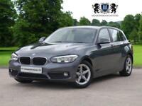 2015 15 BMW 1 SERIES 1.5 116D ED PLUS 5D 114 BHP DIESEL, FACE LIFT, NAV, SENSORS