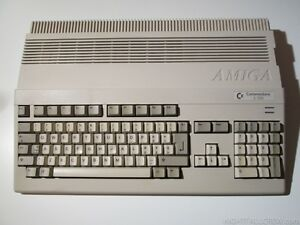 Looking for commodore amiga computers