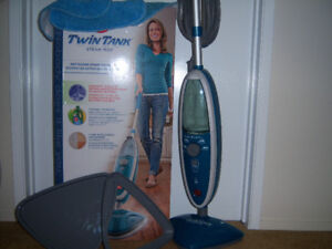 Hoover Twin Tank Steam Mop