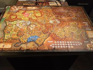 World of Warcraft Boardgame LIKE NEW West Island Greater Montréal image 3
