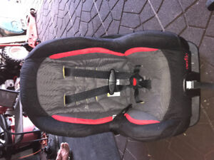 Slightly used car seats for sale