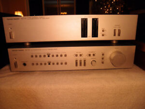 PRE AMP & DC AMP/ HIGH END HARMON KARDON