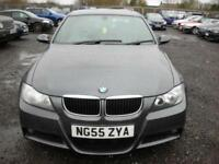 2006 55 BMW 3 SERIES 2.0 320D M SPORT 4D 161 BHP DIESEL