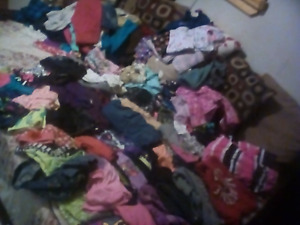 HUGE GIRLS 10/12 CLOTHING LOT! BACK TO SCHOOL GALORE! 60+pcs!!