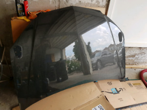 Used Carbon fiber hood for 02-05 Acura EL