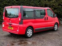 2013 (63) NISSAN PRIMASTAR SE 2900 SWB 9 SEAT MINIBUS / COMBI 2.0DCI 115BHP